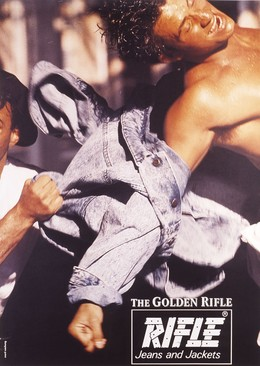 Rifle Jeans – The Golden Rifle, Peter - Photo: B. Bisang Marti