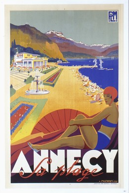 Annecy Plage, Roger Falcucci