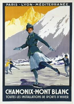 PLM – Chamonix-Mont Blanc, Roger Soubie