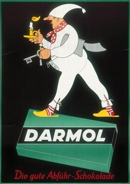 Darmol – Die gute Abführ-Schokolade, Artist unknown
