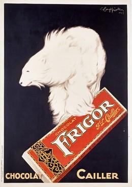 Cailler – Frigor – Eisbär, Leonetto Cappiello