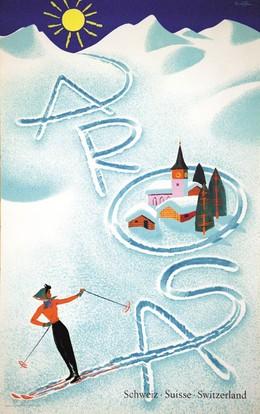 Arosa – Switzerland, Donald Brun