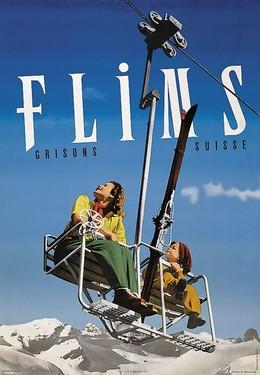 FLIMS – GRISONS – SUISSE, L.M. Kohler