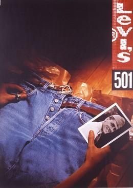 Levi's 501, McCann-Erickson
