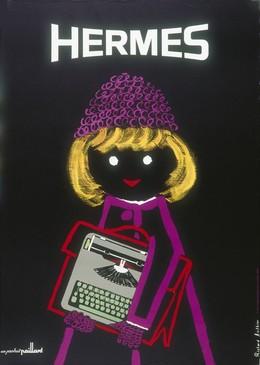 HERMES – un produit paillard, Richard Authier