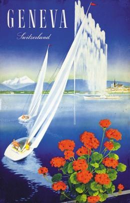 GENEVA Switzerland, Walter Mahrer
