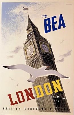BEA – London, John Bainbridge