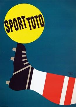 SPORT TOTO – Football, Herbert Leupin