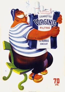 VIRGINIE Filtre – F. J. Burrus Boncourt, Artist unknown