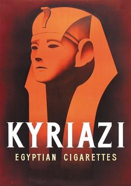 Kyriazi Egyptian Cigarettes, Charles Kuhn