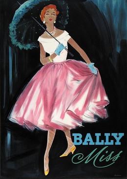 BALLY – Miss, Franz Breitschmid