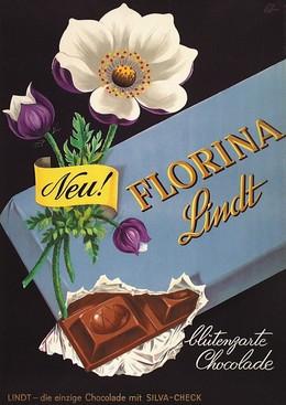 Florina Lindt – Blütenzarte Chocolade, Emil Ebner