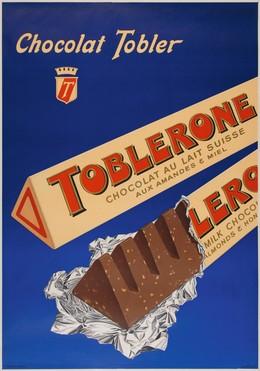 Chocolat Tobler – Toblerone, Hans Lehni