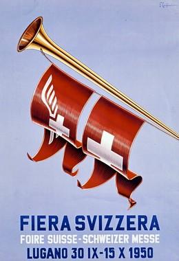 Fiera Svizzera Lugano 1950, F. Casferini