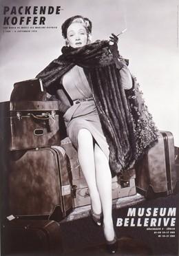 Museum Bellerive – Packende Koffer – Marlene Dietrich, René Gauch