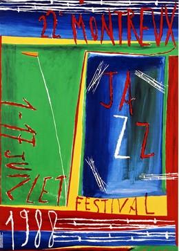 JAZZ Festival Montreux 1988 / 22. Festival – Nicola de Maria, Maria de Nicola