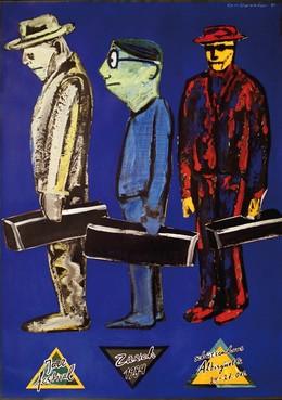JAZZ Festival Zürich 1984, Alex von Warmerdam