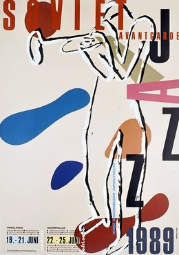 JAZZ Festival Zürich 1989 – Soviet Avantgarde Jazz, Kamwah Chan