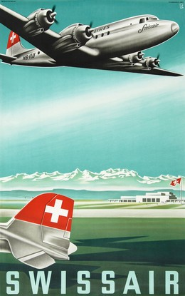 Swiss Air Lines – DC 3