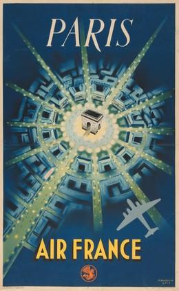 AIR FRANCE – PARIS, Pierre Baudouin