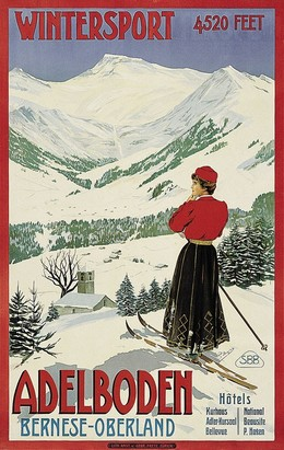 Adelboden – Bernese Oberland, Carlo Pellegrini