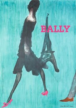BALLY, Lise Berset