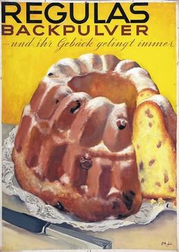 Regula's Baking Powder, Edouard Stiefel