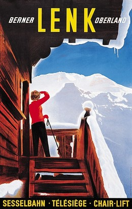 LENK – Bernese Oberland, Leo Keck