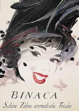 BINACA – Schöne Zähne – aromatische Frische, Otto Glaser