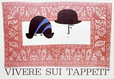 Vivere sui Tappeti – La Rinascente, Lora Lamm