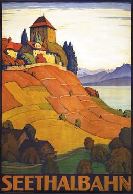 Seethalbahn – Schloss Heidegg, Ernst Emil Schlatter