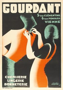 GOURDANT – Chemiserie Lingerie Bonneterie Vienne, Doudou Frapotat