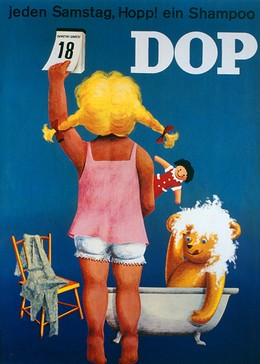 Jeden Samstag, Hopp! Ein Schampoo DOP, Herbert Leupin