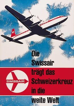 Swiss Air Lines, Eugen Lenz