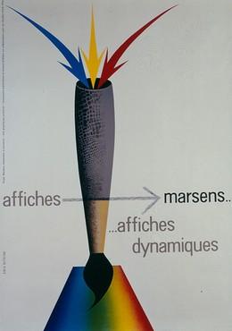 Affiches Marsens, Erik Nitsche