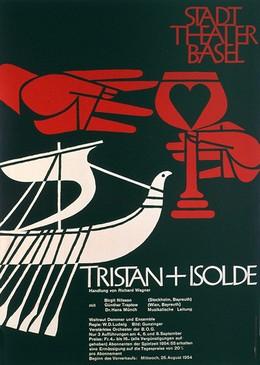 STADTTHEATER BASEL – TRISTAN & ISOLDE, Armin Hofmann