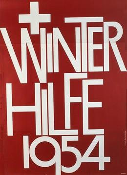 WINTERHILFE 1954, Andreas His