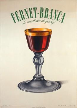 Fernet Branca – le meilleur digestif, Peter Birkhäuser