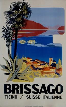 BRISSAGO TICINO / SUISSE ITALIENNE, Sepp Anderegg