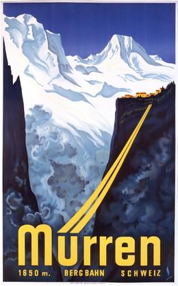Mürren – 1650m. Schweiz, Martin Peikert