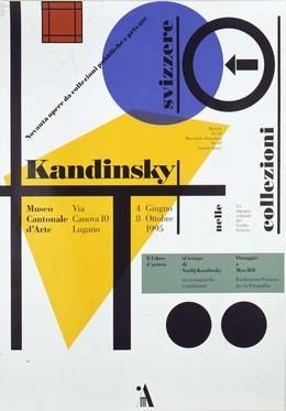 Museo Cantonale d'Arte Lugano – Kandinsky – Bill, Bruno Monguzzi