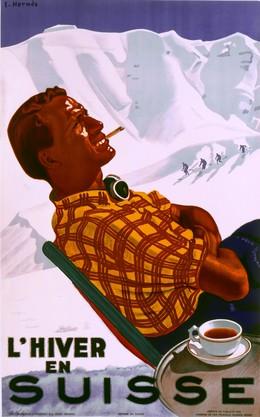 L'Hiver en Suisse, Eric Hermès