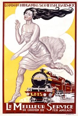 London Midlands & Scottish Railways – Le Meilleur Service de Chemin de Fer Anglais, Raymond Virac