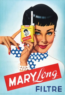 Mary Long Cigarettes, Archie Dickens