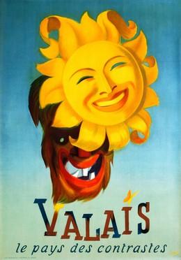 VALAIS – Le pays des contrastes, Herbert Berthold Libiszewski