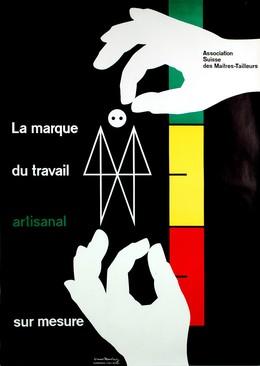 La marque du travail artisanal – Association Maîtres-Tailleurs, Hans Neuburg