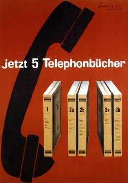 .. now 5 telephone books, Pierre Gauchat
