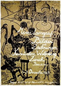 "Kunstsalon Wolfsberg ""Mimi Langraf"", Mimi Langraf"