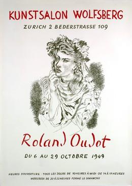 "Kunstsalon Wolfsberg ""Roland Oudot"", Artist unknown"