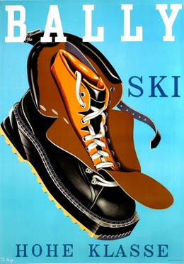 Bally ski shoes – High Class, Theo Muyr